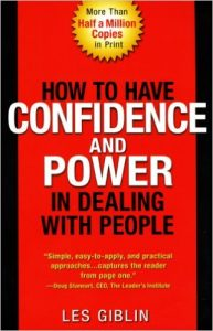 Les Giblin Leef Rijk denk groot, how to have confidence and power in dealing with people