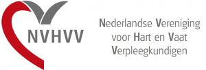 Nederlandse vereniging voor hart en vaat verpleegkundigen Logo