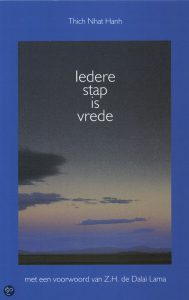 thich nhat hanh iedere stap is vrede, peace is every step