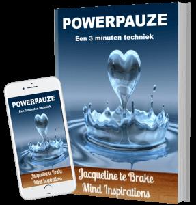 Verminder je stress in 3 minuten met de powerpauze van Mindinspirations.nl