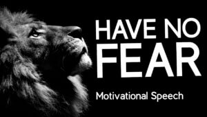 have no fear les brown